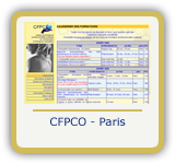 Centre de  Formation Professionelle en Ostéopathie et Therapies Manuelles - Paris